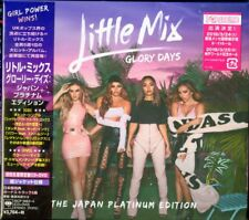 LITTLE MIX-GLORY DAYS-JAPAN CD+DVD BONUS TRACK Ltd/Ed I72