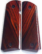 1911 FULL SIZE GRIPS 4 COLT, KIMBER, S&W Charles Daly COCOBOLO F-30 NICE!!!