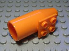 Lego Turbine Triebwerk Orangefür Flugzeug Raumschiff Star Wars             (613)