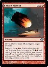 Shivan Meteor x4 Planar Chaos MtG NM