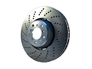 For BMW E60 E63 Rear Right Brake Rotor OE Supplier 34212282808 34 21 2 282 808