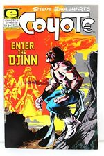Coyote #3 Enter the Djinn Steve Englehart Marvel Epic Comics F/F+