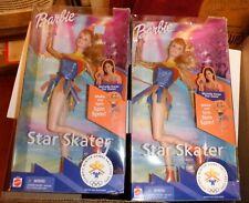 BARBIE STAR SKATER MICHELLE KWAN 11.5 NRFB 2001