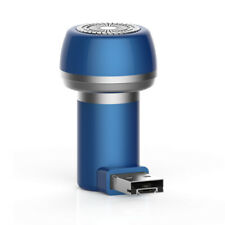 Mobile charge Electric mini Shaver,blue,USB+Micro