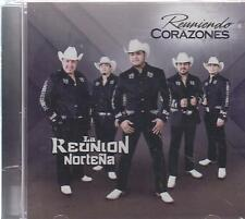 CD - Reuiniendo Corazones NEW La Reunion Nortena - FAST SHIPPING !