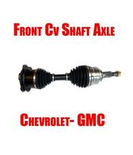GMC Chevrolet 4x4 HD 8600LB GVW Left or Right REF# 70805 CV Joint Half Shaft
