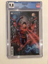 Superman #26 CGC 9.8 Tony A. Daniel variant cover