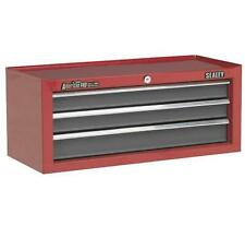 Sealey AP22309BB Add On Mid Step Up Chest Tool Box Ball Bearing Runners Slides