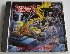 Purtenance member of inmortal damnation cd Finland 90s death metal. Like new