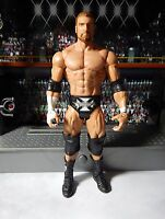 Triple H WWE MATTEL Basic Series WWF WRESTLING FIGURE 2011