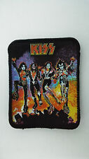 Kiss destroyer Gene Paul RARE vintage music patch Sew On