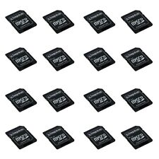 16x Kingston MICRO SD SDHC Memory Card Adapter Converter to Standard SD EU STOCK