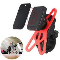 Universal Bike Bicycle & Motorcycle Handlebar Phone GPS Mount Magnetic Holder