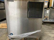Hoshizaki F 2001mwj 30 Flake Ice Machine Head 2043 Lbs Water Cooled 208230