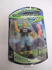 2003 JAKKS Pacific WWE Summer Slam Stone Cold Steve Austin Action Figure