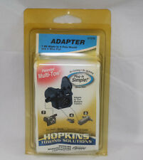 Hopkins 47575 Multi-Tow Adapter 7 Way RV Blade 6 round & 4 Wire flat
