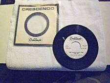 THE BOWS AND ARROWS-I Don't Believe You & You Know What You Can Do PROMO 45  NM
