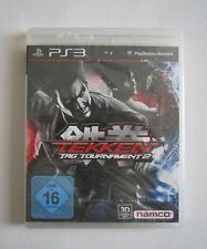 Tekken Tag Tournament 2 - Play Station 3 / PS3 Spiel - Neu & Verschweißt