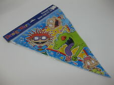 Vintage 1998 DesignWare Rugrats Party Print 6ft Pennant Banner - New NOS