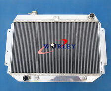 3 ROW ALLOY Aluminum RADIATOR for HOLDEN HQ HJ HX HZ 253 & 308 V8