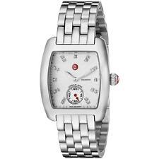 Michele Urban Mini Diamond Dial Steel MWW02A000502 29mm Ladies Watch