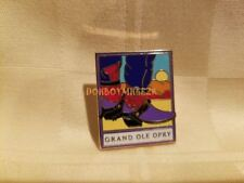 Grand Ole Opry Cowboy Boots Collector's Souvenir Pin