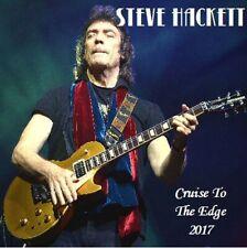 STEVE HACKETT Genesis  LIVE CRUISE TO THE EDGE  2017 2 CD