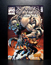 COMICS: Image: WildC.A.T.S/X-Men: The Dark Age (1998), Mat Broome cover -RARE