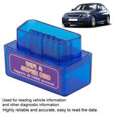 WIFI Mini Auto Scanner Super OBD Car Diagnostic Interface Scan Tool