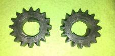 2 - Briggs & Stratton Starter Gear Plastic 16 Tooth 280104S 693058 693059 695708