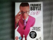 FRANKIE BOYLE LIVE*DVD*STAND-UP COMEDY*