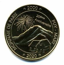 15 LE CLAUX Chalet du Puy Mary, 2000-2020, 2020, Monnaie de Paris