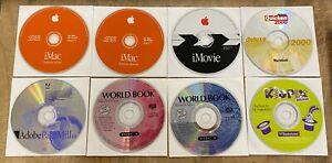 Apple iMac G3 DV/iMac G3 DV SE Original Software Packet
