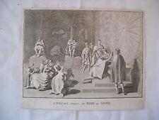 Théodore de BRY - [Petits Voyages] - L'yncas consacre son vaze au soleil