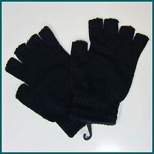 Unisex Winter Fingerless Mittens / Gloves - Adult (New) Hand Warmer Mens Ladies