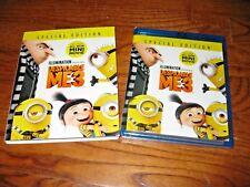Despicable Me 3: Blu-ray + DVD + Digital; Special Edition] New; Sealed Fast Ship