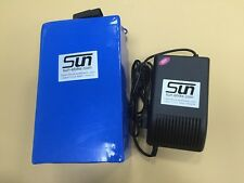 48v 25ah LiFePO4 Battery 5A Charger BMS Electronics Rechargeable Powerful 9Week