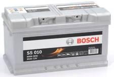 BOSCH S5 010 TYPE 110-115 Car Battery 12V 85AH 800A-FITS VW AUDI BMW VOLVO FORD