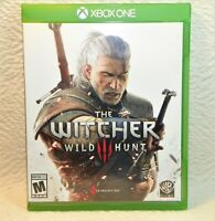 The Witcher III Wild Hunt Xbox One includes Stickers, Map and Soundtrack Manual