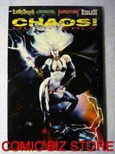 CHAOS QUATERLY #1 (1995) CHAO COMICS