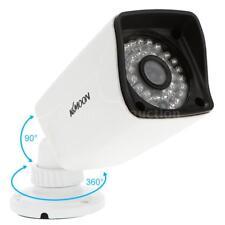 Kkmoon 1200Tvl PnP Ir-Cut Bullet Waterproof Home Security Cctv Camera V3M1