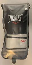 Everlast Advanced Pro Style Heavy Bag Training Boxing Gloves (Black, 16 oz.) 408