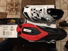 Northwave Scorpius 2 SRS MTB Mountain Cycling Bicycle Shoes Size 42 NIB!