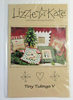 Lizzie Kate Counted Cross Stitch Charts