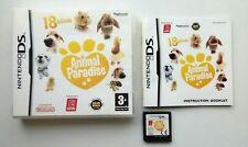 Animal Paradise [Nintendo DS/Lite/DSi/XL Game] **GENUINE**
