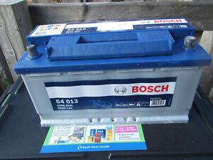 Volvo V70 mk2 Bosch S4 013 800Amps 95aH