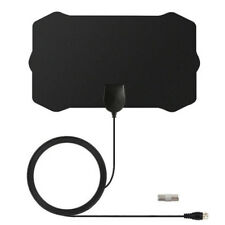 200 Mile Range Indoor Antenna TV Digital HD Skywire Digital HDTV 1080P For Home