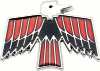 1967 Pontiac Firebird Fuel Door Emblem