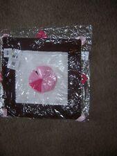 """New Lovie lovey baby blanket Itty Bitty Pretty Strawberry Sundae 13"""""""