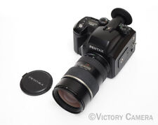 Pentax 645n with 80-160mm FA Lens and 120 Back -Clean- (522-2)